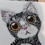 Little cat. Ccx