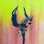 Dancing Ballerina. Suma George