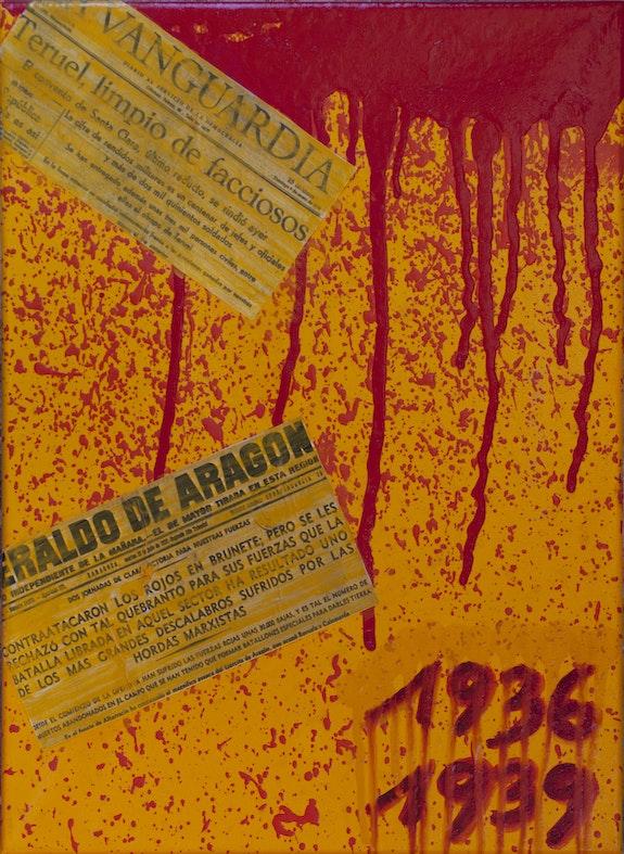 1936-1939. Fake Fake
