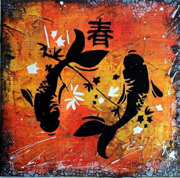 Japanese Art. L'aquarelle Autrement L'aquarelle Autrement