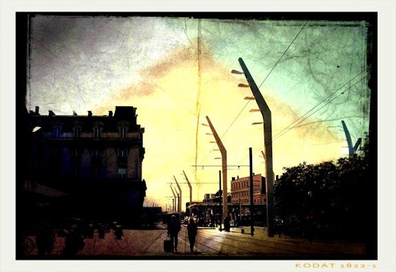 Photo no 4 - Gare Saint Jean, Bordeauxi. Laurent Menot Laurent Menot
