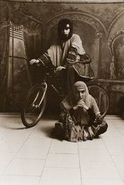 Untitled from the Qajar Series,.