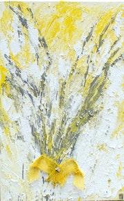 Bouquet de lumière. Marie Perraguin