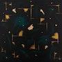 De vert et d'or. Bruno Lescarret