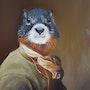 La marmotte de Chardin. Sobamo