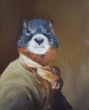 La marmotte de Chardin.