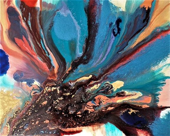Explosion. C Dumas Christiane Dumas