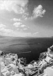 Santorin. Digitalpictures