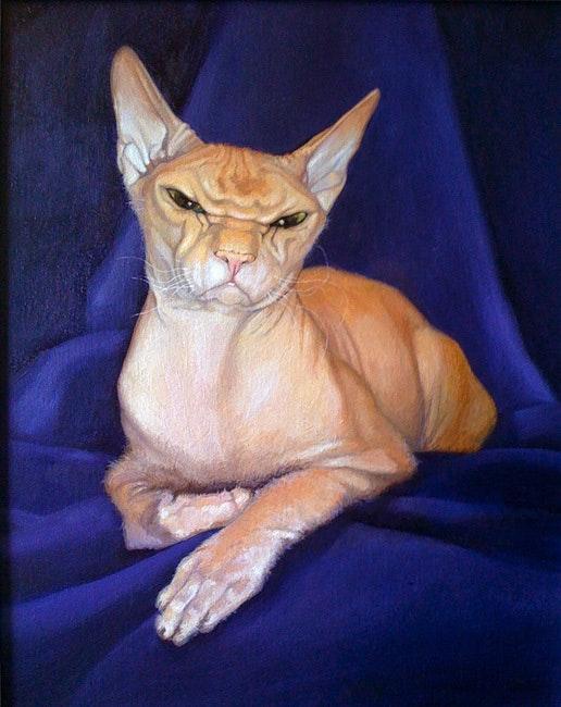 He cat Garry. Alan Albegov Alan Albegov