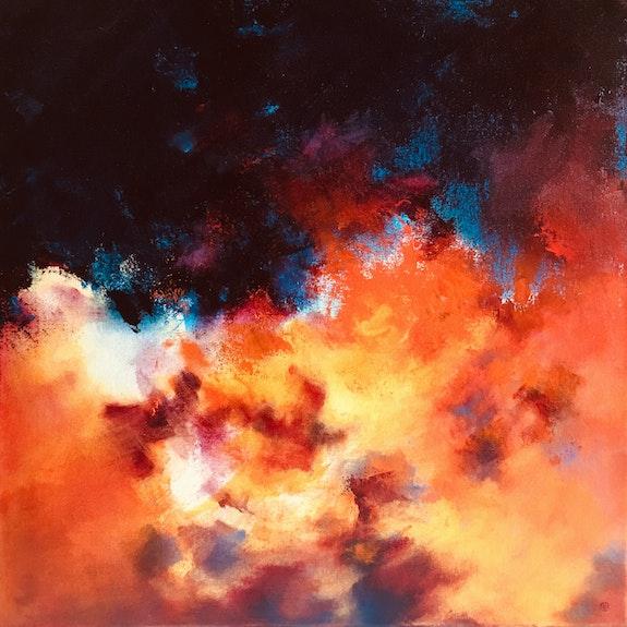 Burning Desire. Caroline Morcillo Caroline Morcillo