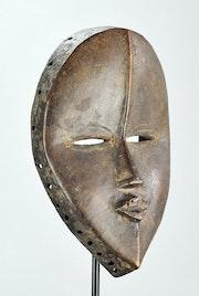 Superbe masque Dan - Galerie d'Art Tribal Africain - Belle provenance. Galerie De La Louve Arts Premiers