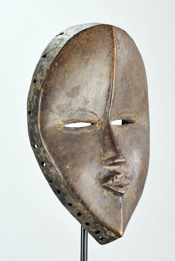Superbe masque Dan - African Tribal Art Gallery - Good provenance. Peuple Dan Côte d'ivoire Galerie De La Louve Arts Premiers