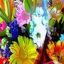 Una explosión de color. Jon Fennel