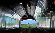 Tunel du parapente. Hervé Hameury