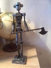 Robot, chevalier. Mika-De-Y