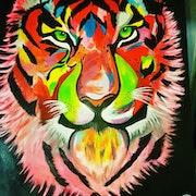 Mon Tigre de Feu.