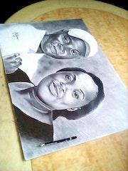 Portrait. Yem- Jackson