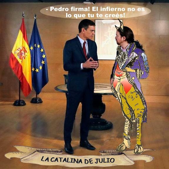 - Triste España y pobres españoles!. José Banegas José Banegas