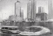 Rotterdam – 23-07-19. Corné Akkers Kunstwerken