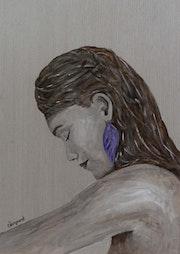 Pensive. Corinne Marguerat