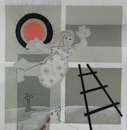 De la serie: «Las Voladoras». Virginia Rivera