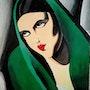 The green veil. Salim Azarou