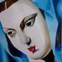 The blue virgin. Salim Azarou