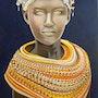 Africaine. Jean-Pierre Lafuie