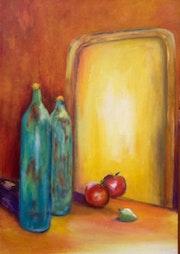 La pomme narcissique.