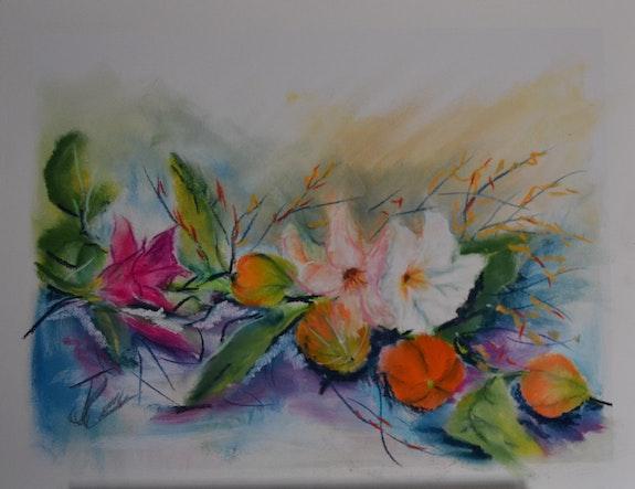 Fleurs. Jean-Pierre Lemoine Jean-Pierre Lemoine