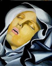 Sainte Thérèse D'Avila 1930 - Tamara De Lempicka -.