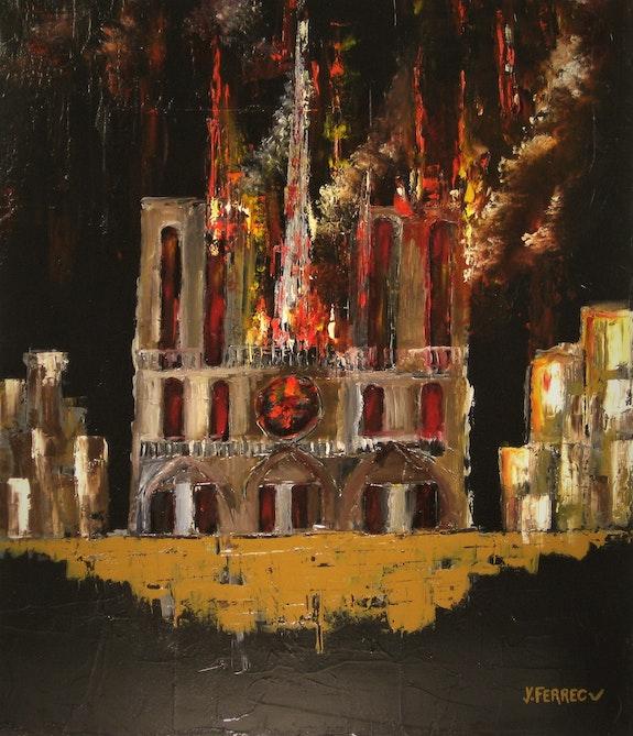 Notre Dame de Paris. Yves Ferrec Yves Ferrec