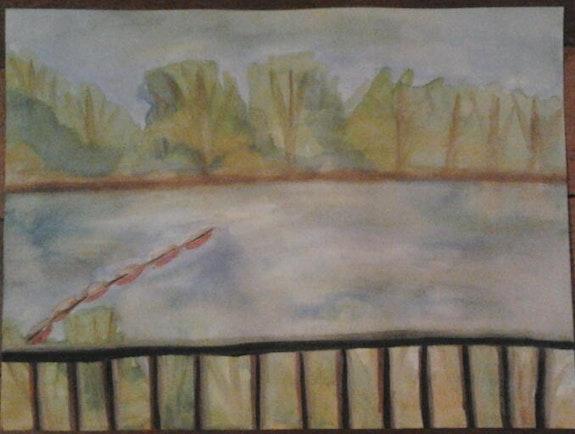 Le fleuve de l'ailleurs…. Evelyne Patricia Lokrou (Evepath) Evelyne Patricia Lokrou