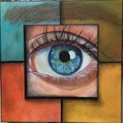«Un Oeil nous regarde».