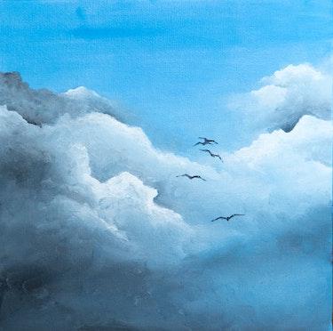 Sky. Yuliya Vorobyova