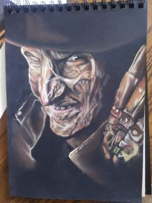 Freddy.  Diane