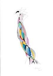 L'Oiseau Très Distingué. Arnaud