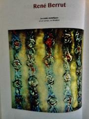 Publication dans le Livre Premio Internazionale michelangelo Page 86.