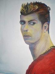 Footballer. Jean Mothersil