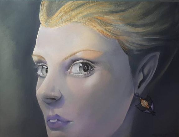 Portrait fantastique : » grignoteuse de rêves ». Gaëlle Calvet Gaëlle Calvet