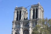 Hommage à Notre Dame de Paris.