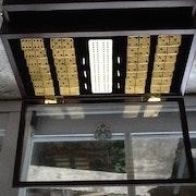 Coffret domino Fabergé. Gregoire De Couespel
