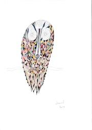 L'Oiseau Super Chouette. Arnaud