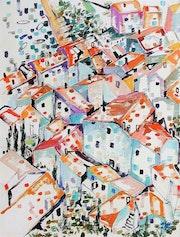 Rovinj, Kroatien, (1978). Hajo Horstmann