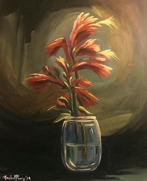 Flores para María. Anabel Periz Anabel Periz