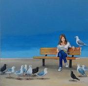 Les oiseaux. Valérie Cymbalista