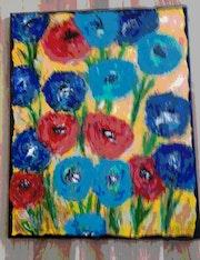 Les 18 fleurs.