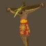 Cristo de la sangre. J. David