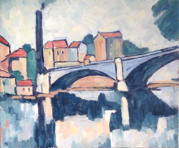Pont de Suresne. Jan Willem Versteeg Jan Willem Versteeg