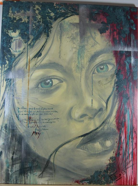 La passante. Fabio Art Gallery Fabio Art Gallery